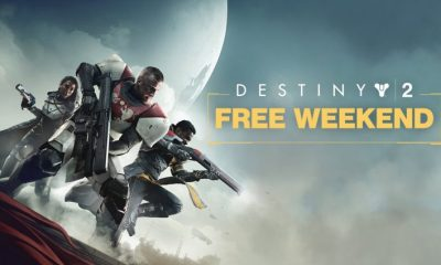Destiny 2 free play