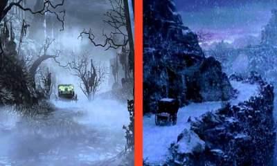 Cut Scenes: Dracula vs Bloodborne