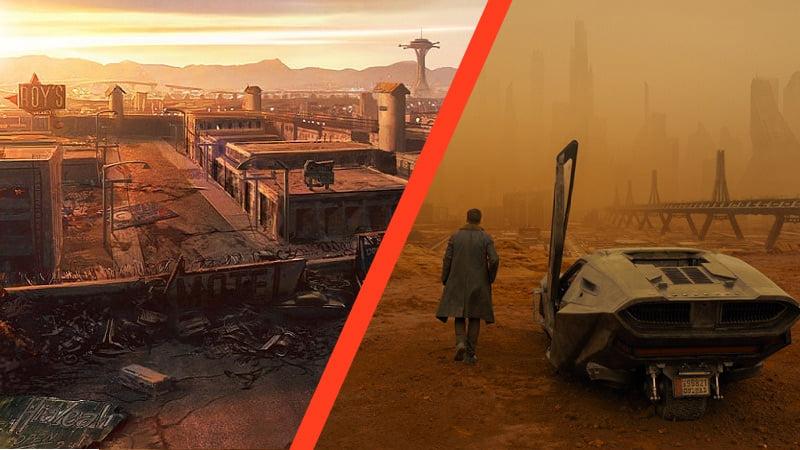 Fallout New Vegas - Blade Runner 2049