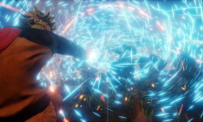 Jump Force screenshot