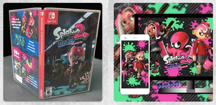 My Nintendo - Splatoon 2