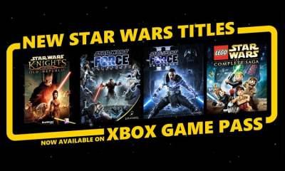 Star Wars Xbox Game Pass