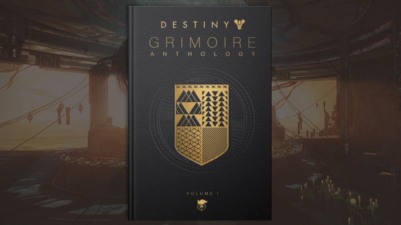Destiny Grimoire Anthology