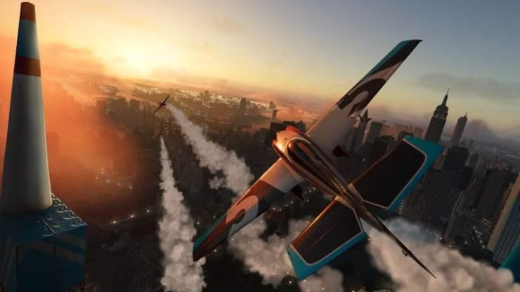 The Crew 2 stunt planes