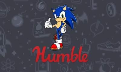 Humble Sonic sale