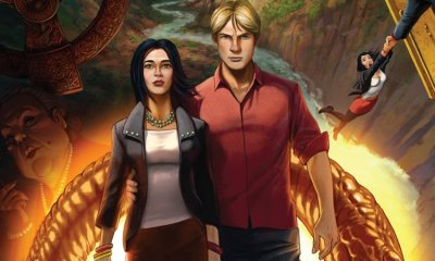 Broken Sword 5 Nintendo Switch