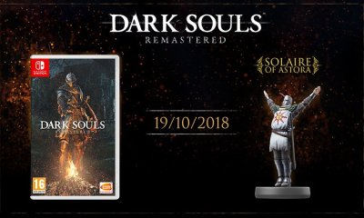 Dark Souls: Remastered - Nintendo Switch