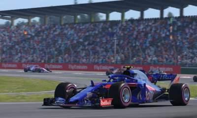F1 2018 trailer