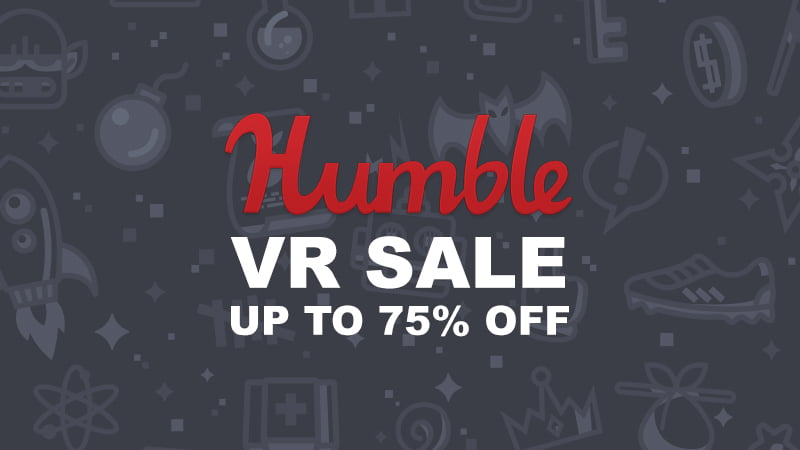 Save up to 75% in the Humble Store VR sale