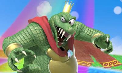 Super Smash Bros Ultimate - King K. Rool