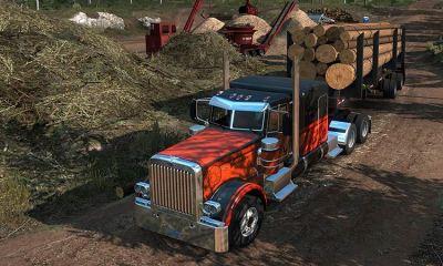 American Truck Simulator Oregon DLC dated