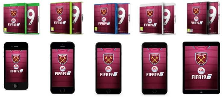 download your team s fifa 19 custom club cover art thumbsticks