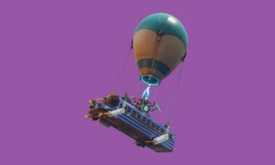 fortnite bus