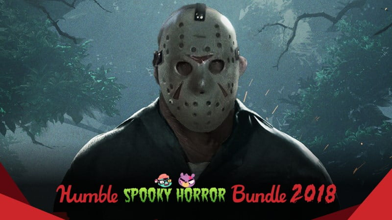 The Humble Spooky Horror bundle ends very soon
