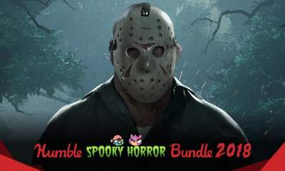 humble spooky horror bundle 2018