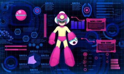 Mega Man 11 bounce weapon