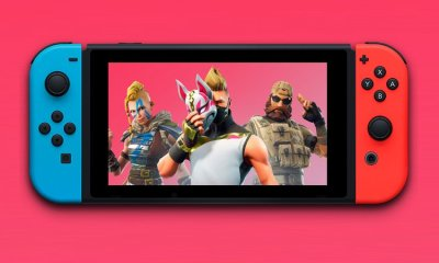Nintendo Switch - Fortnite