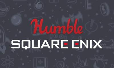 Humble Square Enix Sale