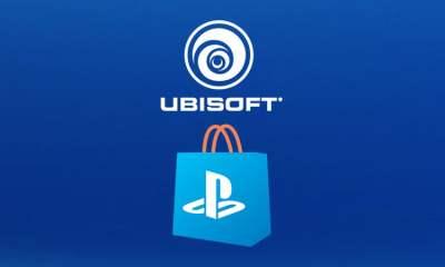 PlayStation Store Ubisoft sale