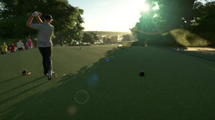 The Golf Club 2019 John Deere