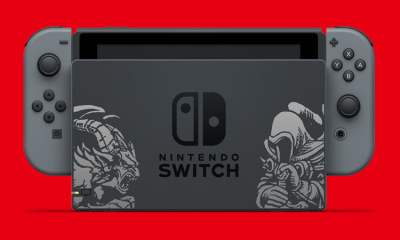 Nintendo Switch - Diablo III bundle