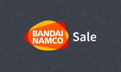 Humble Bandai Namco sale