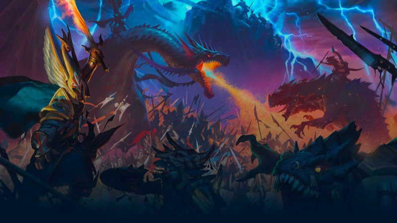 Save up to 90% in the Humble Warhammer sale