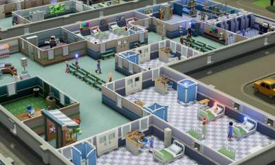 Two Point Hospital Humble Tycoon sale