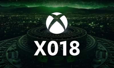 X018 Xbox event