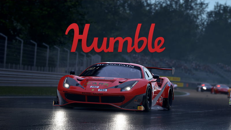 Save up to 80% in the Humble Store Festival of Speed sale