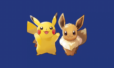 Pokémon: Let's Go Pikachu! and Eevee!