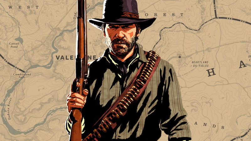This interactive Red Dead Redemption 2 map is an essential resource