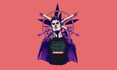 Travis Strikes Again: No More Heroes T-Shirts