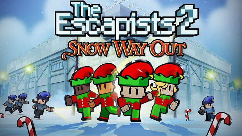 The Escapists 2 gets free festive DLC today