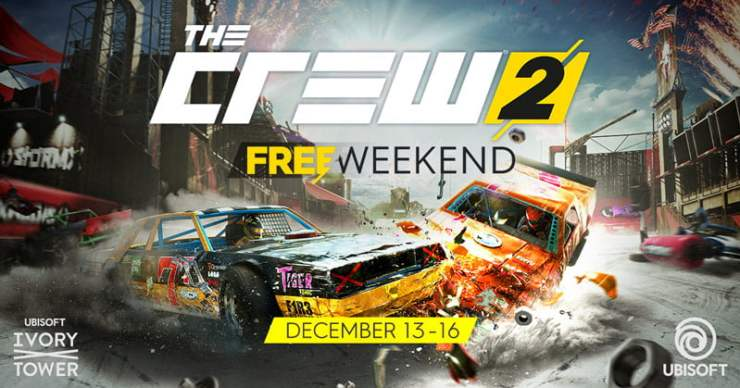 The Crew 2 Free play weekend