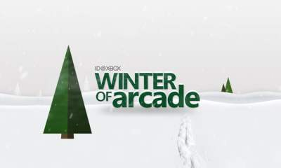 Xbox Winter of Arcade