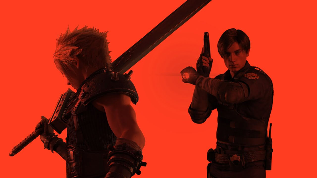 Resident Evil 2 vs Final Fantasy VII: A tale of two remakes