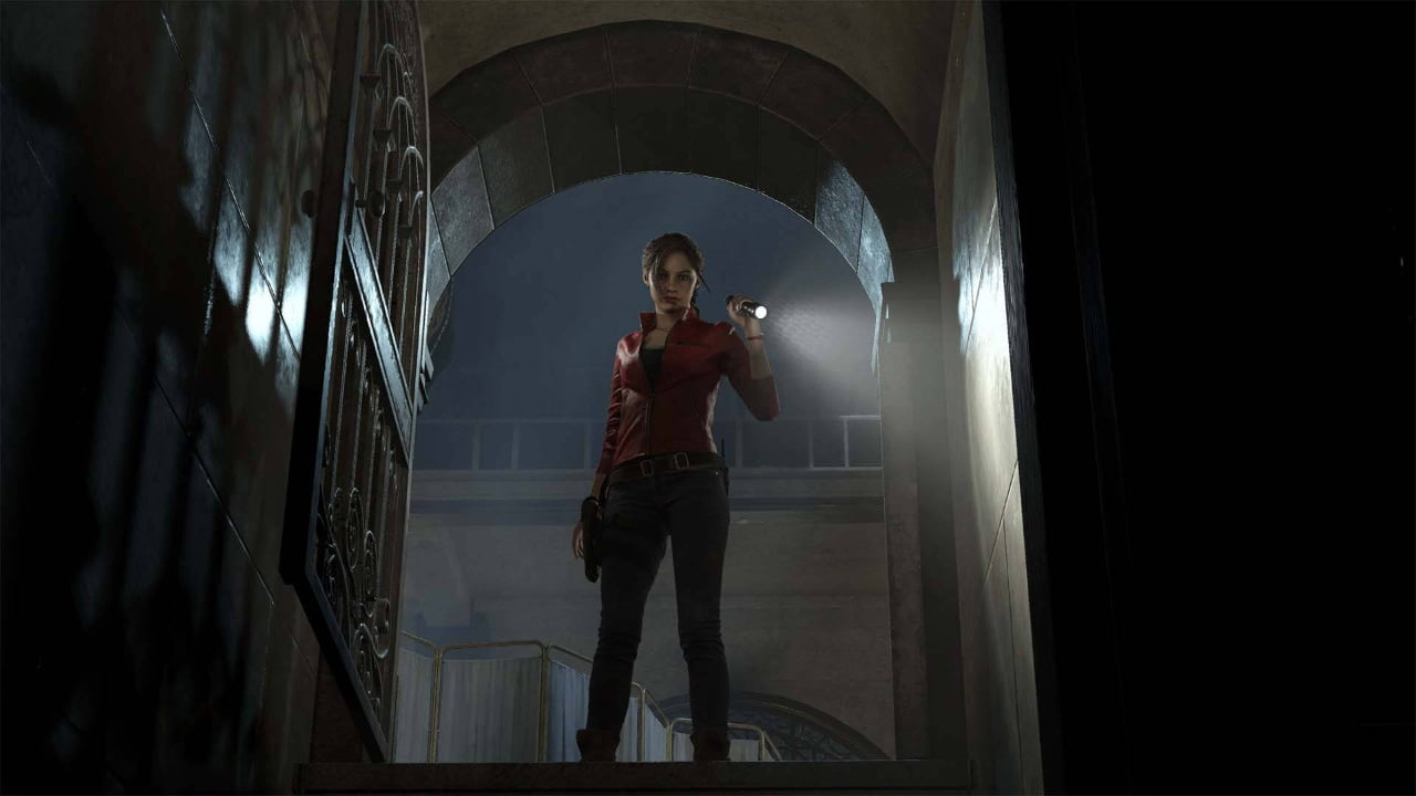 The limited-time Resident Evil 2 demo is actually kind of brilliant