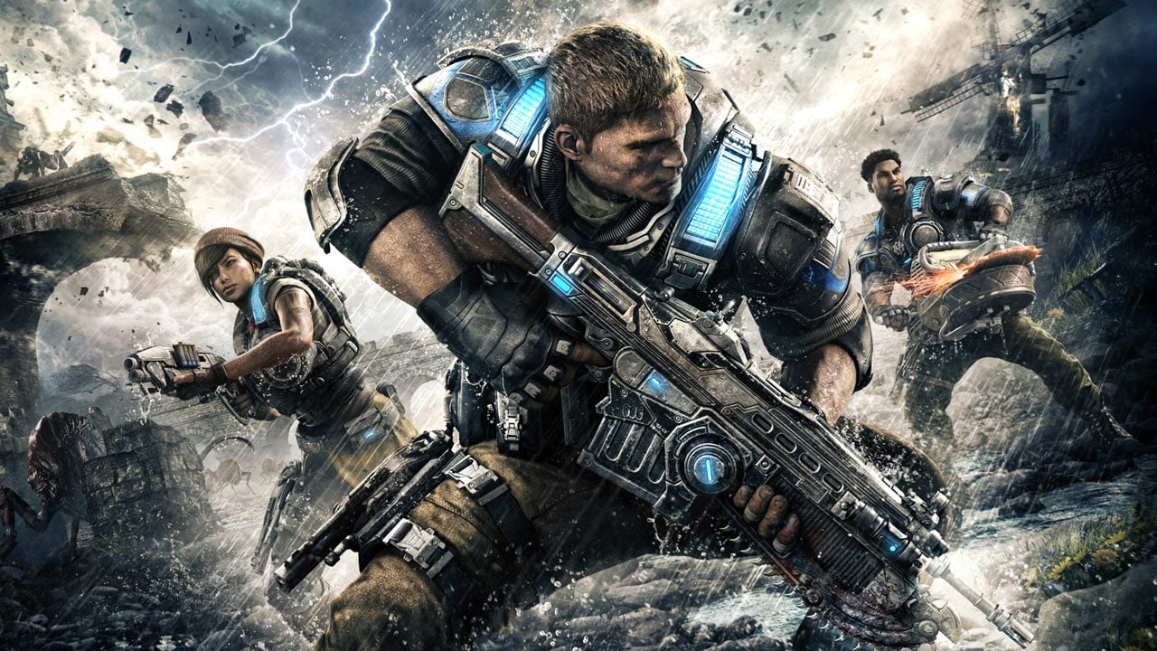 Play Gears of War 4 free on Xbox One from today