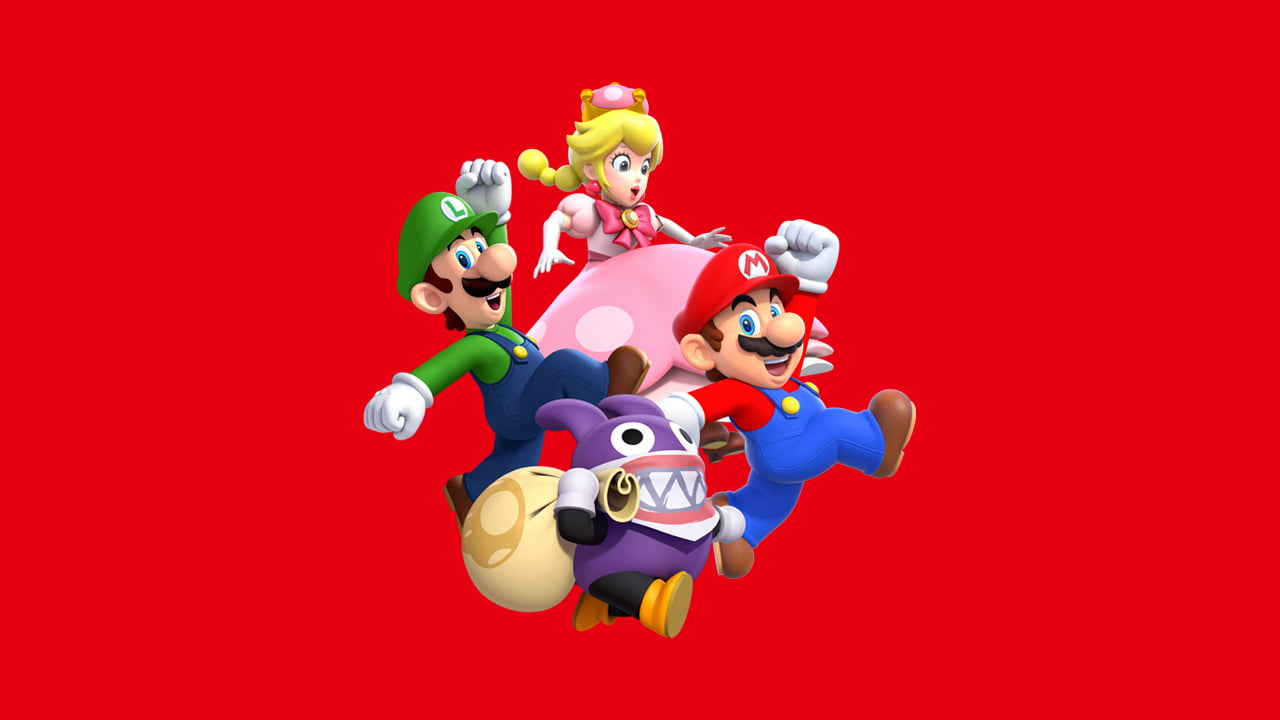 New Super Mario Bros U Deluxe takes No.1 in the UK video game chart