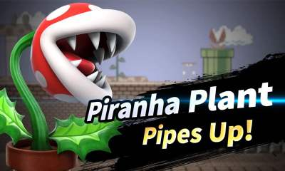 Piranha Plant - Super Smash Bros. Ultimate