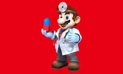 Dr Mario - Nintendo