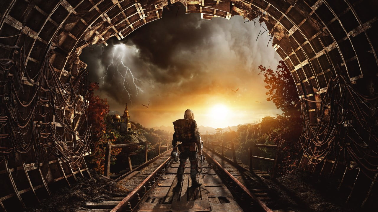 How to charge the flashlight in Metro Exodus