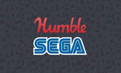 Humble Store - Sega Sale