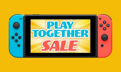 Nintendo Switch Play Together Sale