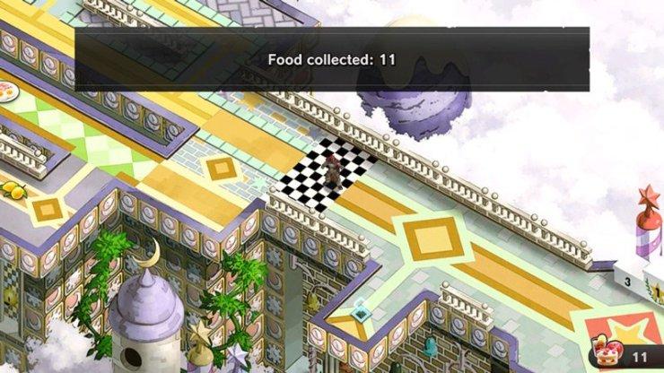 Super Smash Bros Ultimate Food Race