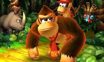 Nintendo 3DS Puzzle Swap - Donkey Kong
