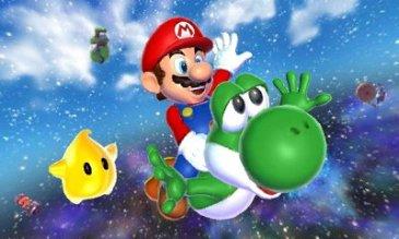 Nintendo 3DS Puzzle Swap - Super Mario Galaxy