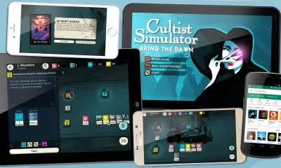 Cultist Simulator mobile android iOS
