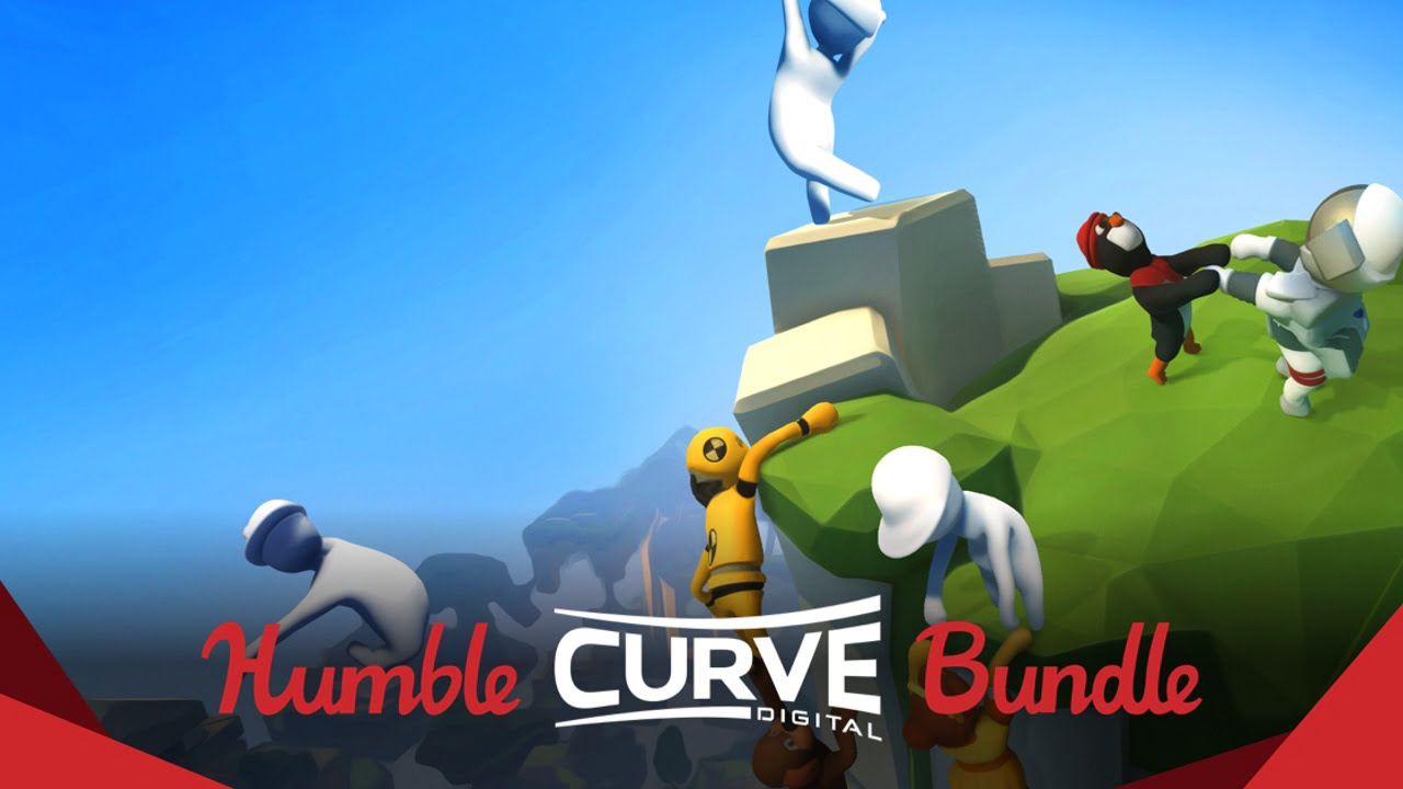 Grab Stikbold, Bomber Crew and Human: Fall Flat in the Humble Curve Digital Bundle